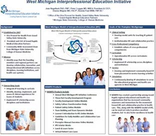 interprofessional competency for optimal health care essay April 2013 developing and sustaining interprofessional health care: optimizing patient, organizational, and systems outcomes best practice guidelines.